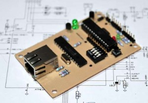 Microcontroller - Ethernet interface